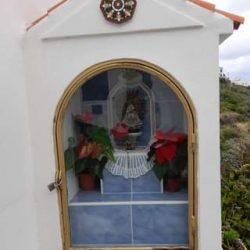 Capilla de Ntra. Sra. De Las Nieves, calle el Portugal. Taganana.