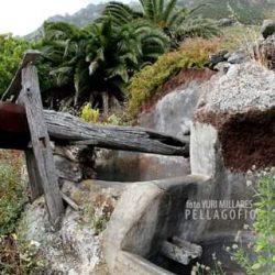 Antiguo lagar, pescado en la roca, en los Auchones, Taganana.   Foto pellagofio….