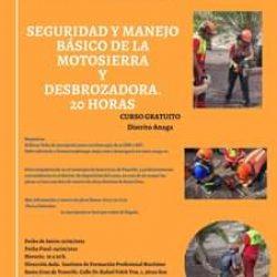 FORMACIÓN GRATUITA PARA LOS VECINOS DEL DISTRITO ANAGA  | #Anaga  | Seguridad y…