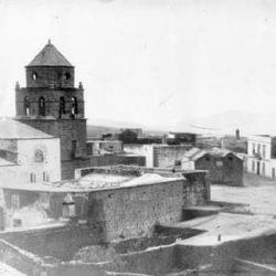 Familias Canarias fundan San Antonio de Texas.  La ciudad de San Antonio de Tex…