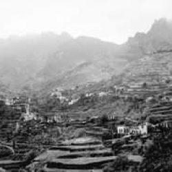 Taganana.  Anaga.  Santa Cruz de Tenerife.  Años 50? Autor? Colección ABG.