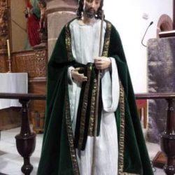 BIC bien de interés cultural.  San José, escultura de vestir del siglo XVII- XV…