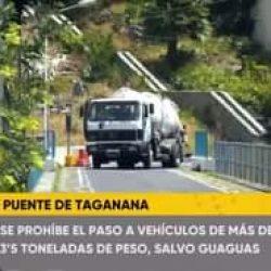 Vecinos de San Andrés piden celeridad en resolver la problemática del Puente de…