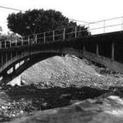 El viejo puente de Taganana, en el pueblo de San Andrés, es municipal. Cedido p…