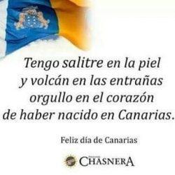30 de Mayo día de Canarias.