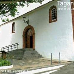 Iglesia de Las Nieves, Taganana 17.06.2017