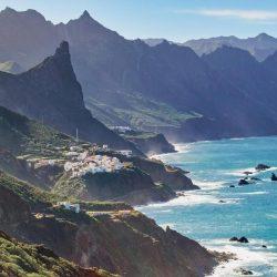 Ruta en coche por el abrupto y auténtico norte de Tenerife