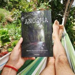 ¡Ya puedes comprar Anosma a través de esta página o en la librería El Paso en L…