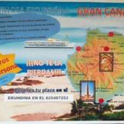 Excursión a Gran Canaria…apuntante