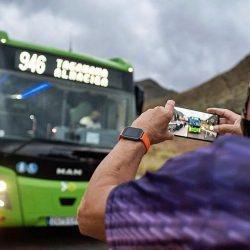 Los conductores de Titsa avalan la petición de otro puente en San Andrés
