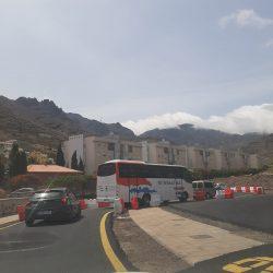 Indignante!!!!! Que den prioridad al turismo y que el transporte público no pued…