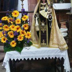 16 de Julio, festividad de la Virgen del Carmen.  Taganana.  ·