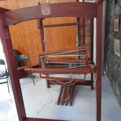 Los telares ya están en Taganana  una gran gestión hecha por la.AA.VV Voz del Va…