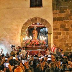 Nuestro pueblo hermano de Tejina celebra sus fiestas a su Santo Patrón San Barto…