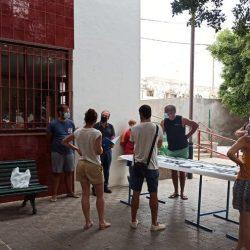 Vecinos a Anaga presentan diez motivos para secundar la manifestación del sábado