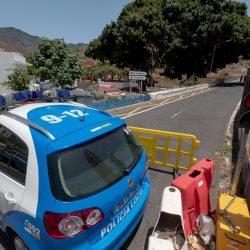 """""""Esperemos que no haga falta una ambulancia"""": indignación vecinal por el cierre del puente de San Andrés"""