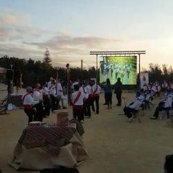 Tradición y folklore de un pueblo, Parranda Malvasía de Taganana.  El baile del …