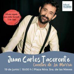 Juan Carlos Tacoronte. Narrador oral. Actor nos cautivará con 'Cuentos de La Mo…