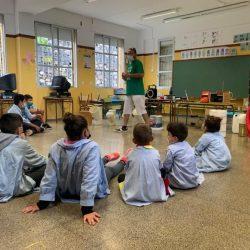 ¡Y se hizo la música! Esta mañana los escolares del CEIP Julián Rojas de Vera …