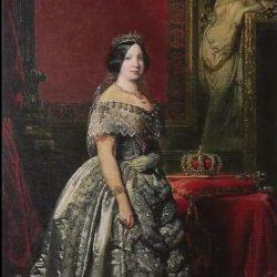 Carta que escriben los Tagananeros a la Reina Isabel II de  España, para que se …