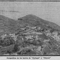 Foto: jueves 24 de agosto de 1933.  ( Taganana), perspectivas del Portugal y la …