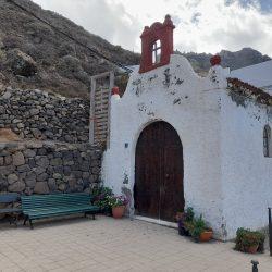 Ermita de San Juan, Techero, Taganana.