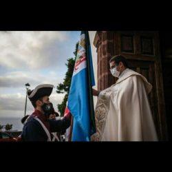 Queremos desarle en nombre del pueblo de Taganana a nuestro párroco Don Esteban …