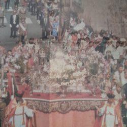 Hoy 14 de septiembre festividad del Cristo de la Laguna, recordamos a Don Isidor…
