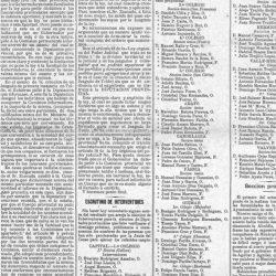 Prensa histórica islas Canarias. LA OPINIÓN periódico liberal conservador. Santa…
