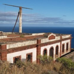 El Gobierno canario solicita al Estado la cesión del Semáforo de Igueste