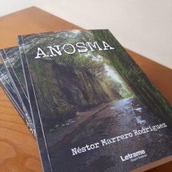 Estos ejemplares dedicados de Anosma se marchan rumbo a sus nuevas dueñas. Ayer…
