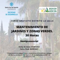 FORMACIÓN | ASAGA Canarias y la Sociedad de Desarrollo de Santa Cruz de Tenerif…