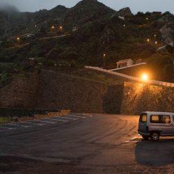 Vecinos de Afur rechazan que se cierre a los visitantes el camino del Tamadiste
