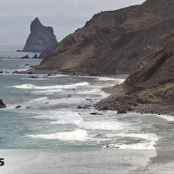Cerrada una playa de Tenerife por la presencia de hidrocarburos